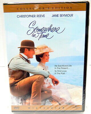 2K DVD SOMEWHERE IN TIME Collector's Edition Widescreen Reeves Seymour NEW!