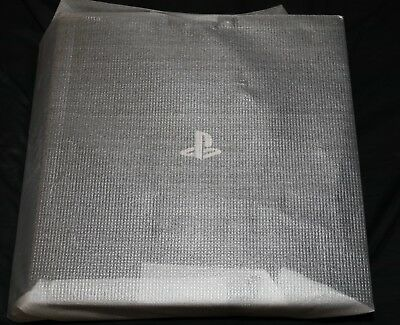 PlayStation 4 Pro 4K Console & Power Cable Only PS4 Pro Warranty CUH-7215B