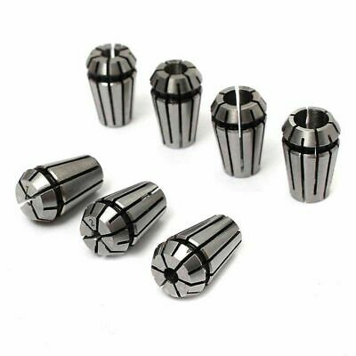 Steel Spring collet CNC Drilling Sculpture 45 carbon steel Engraving Machine