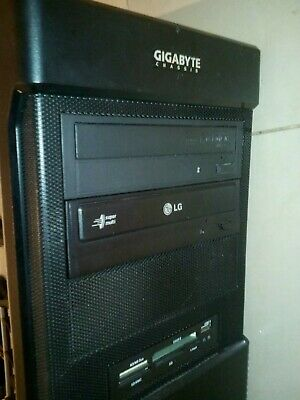 Gigabyte Computer Chassis Case With 500w Power Supply