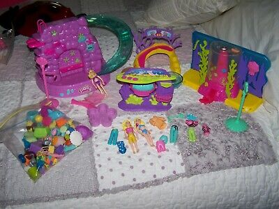Another Fashion Polly Pocket lot