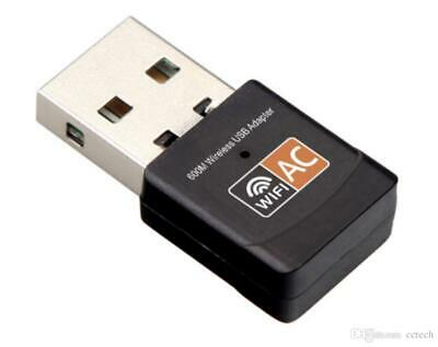 Dual Band Wifi USB Adapter