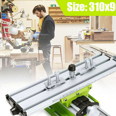Multifunction Mini Fixed Cross Slide Bracket Fixture Compound Milling Machine