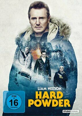 Hard Powder (DVD - NEU)