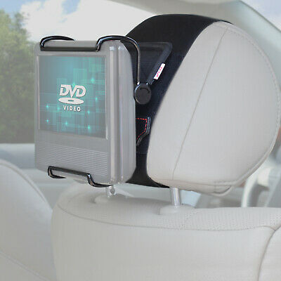 TFY Universal Car Mount Holder with Angle- Adjustable Holding for 7 -10 Inch DVD