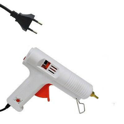 100W Professional Adjustable Temperature Hot Melt Glue Gun 100-240V Repair Tool`
