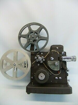 Ensign 'Universal' 16 mm Vintage silent projector very good  working order