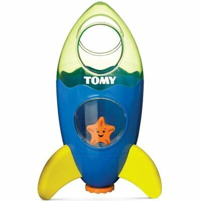 Tomy Toomies Fountain Rocket - Bath Toy