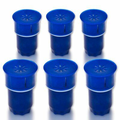 Water Filters - Chillswell 6 Pack Replacement Carbon Cartridges Fits Coopers