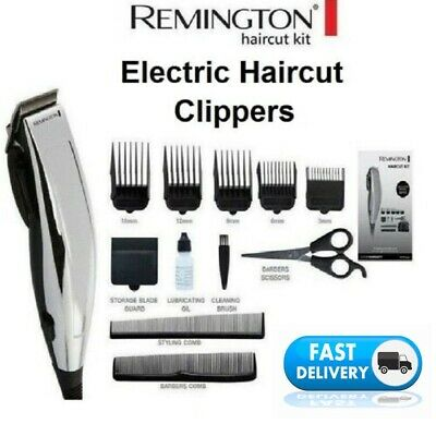 Remington Hair Clippers Mens Haircut Grooming Clipper Trimmer Electric Corded