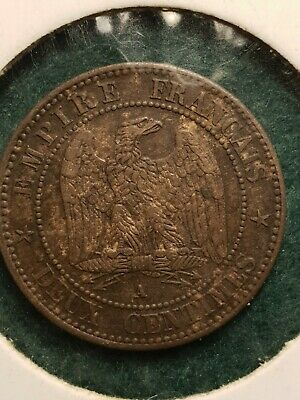 France 1862.A.... 2Centimes.