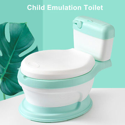 CW_ CO_ Potty Training Toilet Seat Baby Portable Toddler Chair Kids Girl Boy Tra