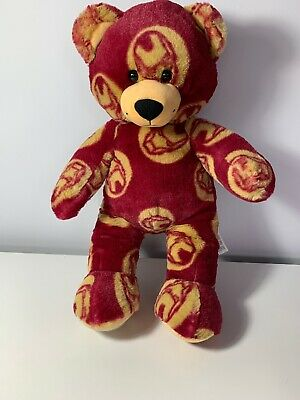 Marvel Avengers Iron Man Build a Bear Toy Collectors Plush Soft Kids Childs Toys