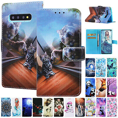 For Samsung Galaxy A30 A70 A50 A20 A10 Case Magnetic Flip Leather Wallet Cover