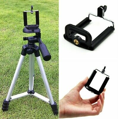Mini Tripod Stand Universal Portable Mount Holder for Camera  iPhone Smartphone