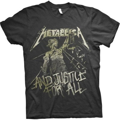 Metallica - And Justice Vintage Style Shirt
