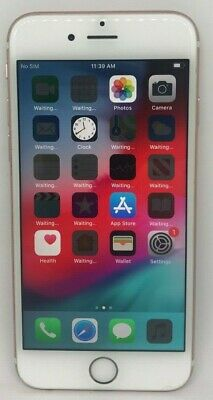 iPhone 6s - 64GB - Rose Gold - Factory Unlocked; AT&T / T-Mobile / Global