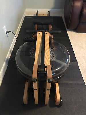 WATERROWER NATURAL ROWING Machine in Ash S4 Monitor