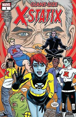 Giant-Sized X-Statix #1 [2019] DIGITAL CODE ONLY Marvel Comics X-Men