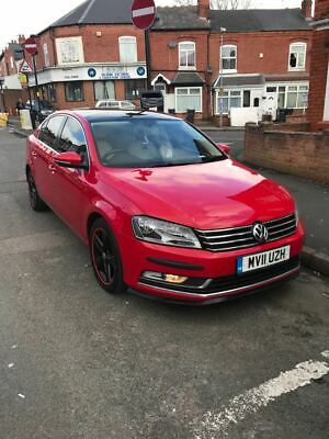 Volkswagen Passat SE  Bluemotion Tech TDI 2011 saloon automatic