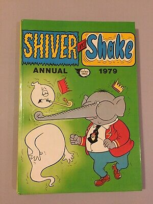 Shiver And Shake Comic Book Annual 1979 (Fleetway Annual)