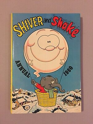 Shiver And Shake Comic Book Annual 1980 (Fleetway Annual)