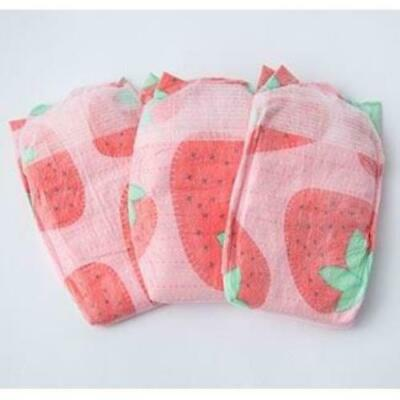 Honest Company•°•HOLIDAY SWEATER•°• print diapers for Reborn Sz.2 set of 5 NEW