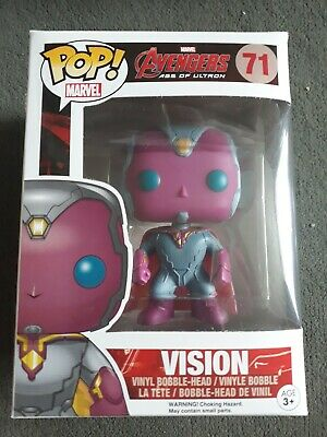 Vision Funko Pop Avengers Age Of Ultron