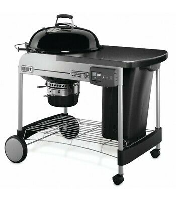 Barbecue WEBER Barbecue a carbonella Weber Performer Deluxe GBS 57 cm Black Mod.