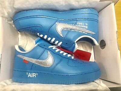 "Off-White x Nike Air Force 1 Low ""MCA"" Size 11 DEADSTOCK"