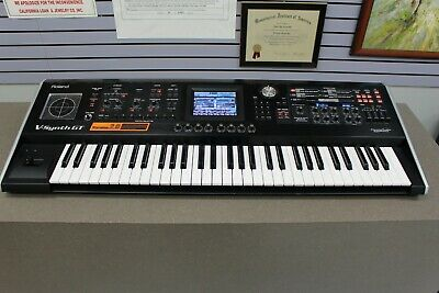 Roland V-Synth GT Keyboard Synthesizer Version 2.0