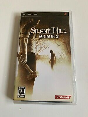 Silent Hill Origins (Sony PSP, 2007)- Complete & Tested- Flawed Artwork READ!!!