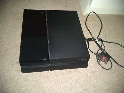 Sony PlayStation 4 500GB Matte Black Gaming Console *Unit Only*