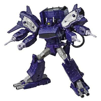 Transformers Toys Generations War for Cybertron Leader WFC-S14 Shockwave Figure