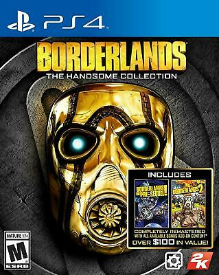 Borderlands: The Handsome Collection [Sony PlayStation PS4 Over Value] NEW