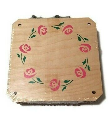 New Activa Products Wood Flower Press For Real Flower Great For Crafts