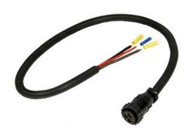 Auxiliary Power Connector Kit For Massey Ferguson Tractor Monitor Two-Way Radio