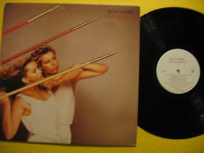 Roxy Music:flesh+Blood-Hand Cleaned+Tested Ex