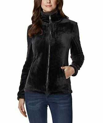 32 Degrees Heat Women's Fleece Plush Faux Fur Jacket, Variety