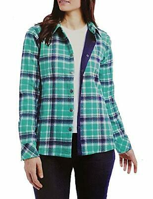 Orvis Women's Fleece Lined Flannel Shirt Jacket, Variety