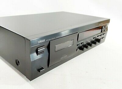 Yamaha  Kx-393 Hifi Stereo Cassette Deck - Hx Pro Dolby B C - Free Uk Delivery