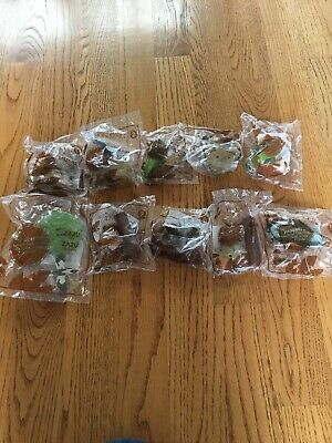 2019 Mcdonalds Lion King Happy Meal Toys Set Of 10 In Hand Ready To Ship