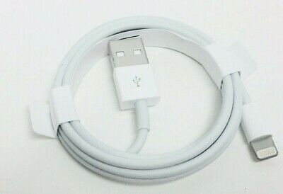 Apple Lightning 3ft/1m Cable Charger iPhone Xr Xs Max 8 7 6 5 plusiPad