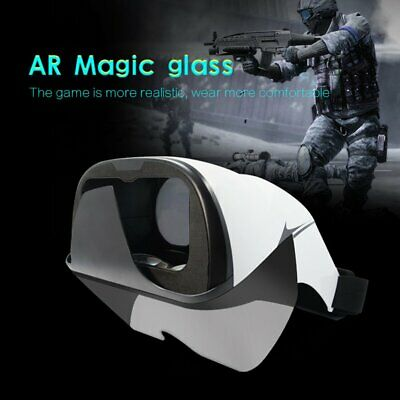 New Mobile Phone Ar Virtual Reality Glasses 3D Holographic VR Helmet Upgraded 0U