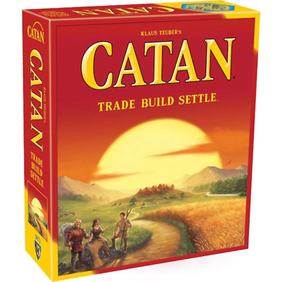 Settlers of Catan 5th Edition New
