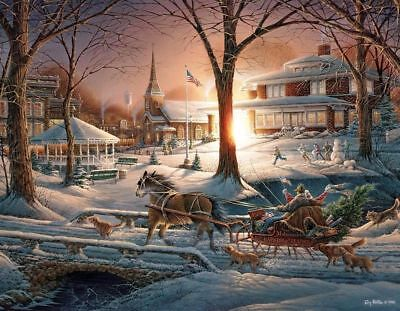 HD Canvas print Home decoration painting Terry Redlin No frame 16  L149