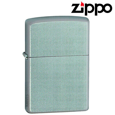 New Zippo Lighter Black Matte Anarchy Symbol 92842 Gift Set Free Postage