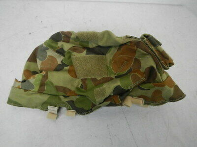 PLATATAC AUSCAM ECH HELMET COVER V3 Large with NSN AUSCAM Counterweight Pouch