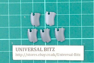 Warhammer AOS Empire Free Peoples Freeguild Guard Shields x 5 I N9 D