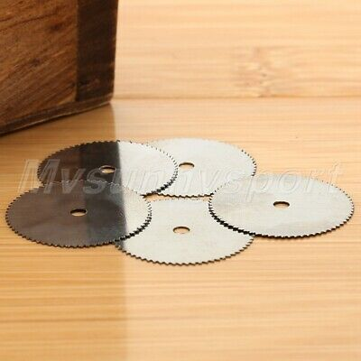 Tool 22mm Stainless Wood Cutting Wheel Saw Blade Disc HSS Rotary Tool